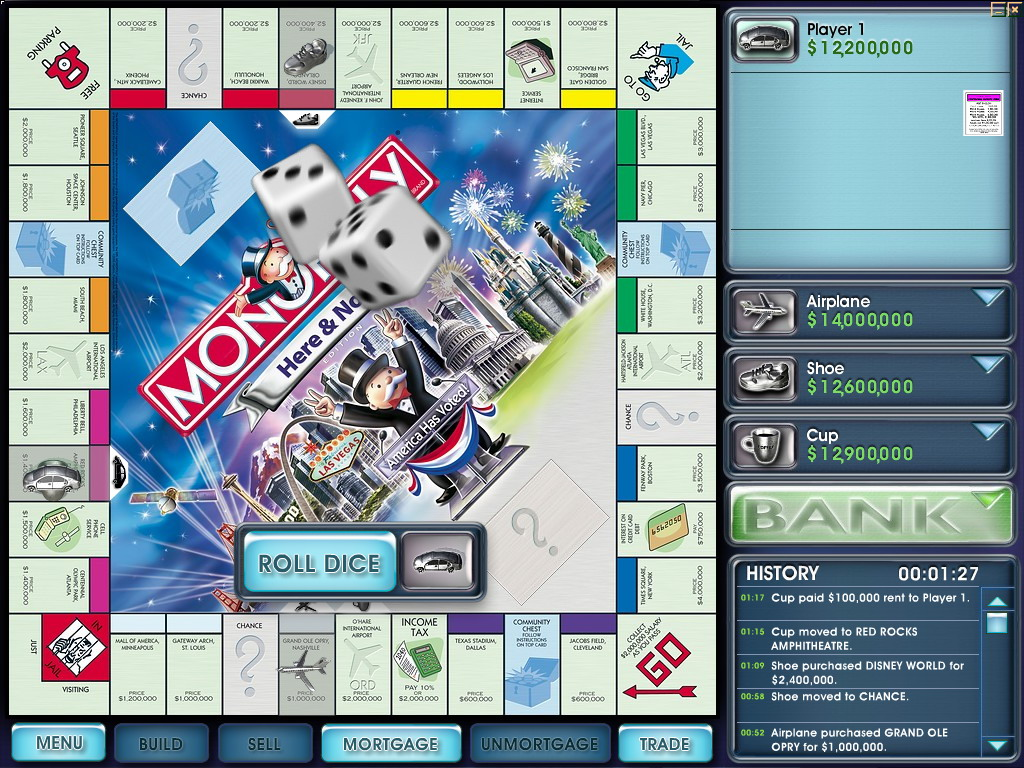Game Monopoly Bahasa Indonesia