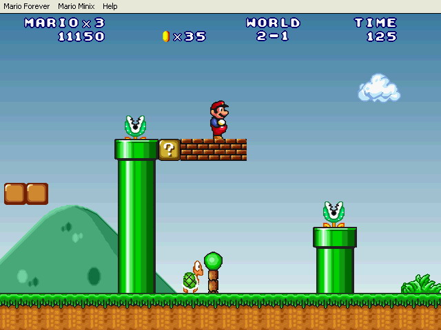 Super mario - collection 8 игр (2015)